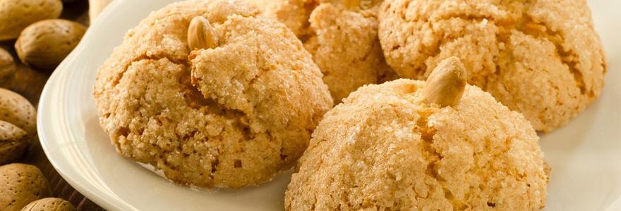 macarons pâte d'amande